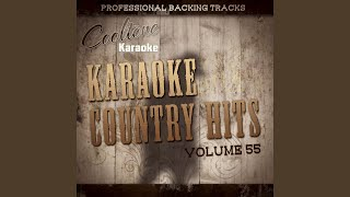 Mendocino County Line (Originally Performed by Willie Nelson & Lee Ann Womack) (Karaoke Version)