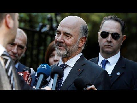 """Μοσκοβισί: """"Η Ελλάδα δεν πρέπει να εγκαταλείψει την ατζέντα των μεταρρυθμίσεων με καμιά κυβέρνηση…"""