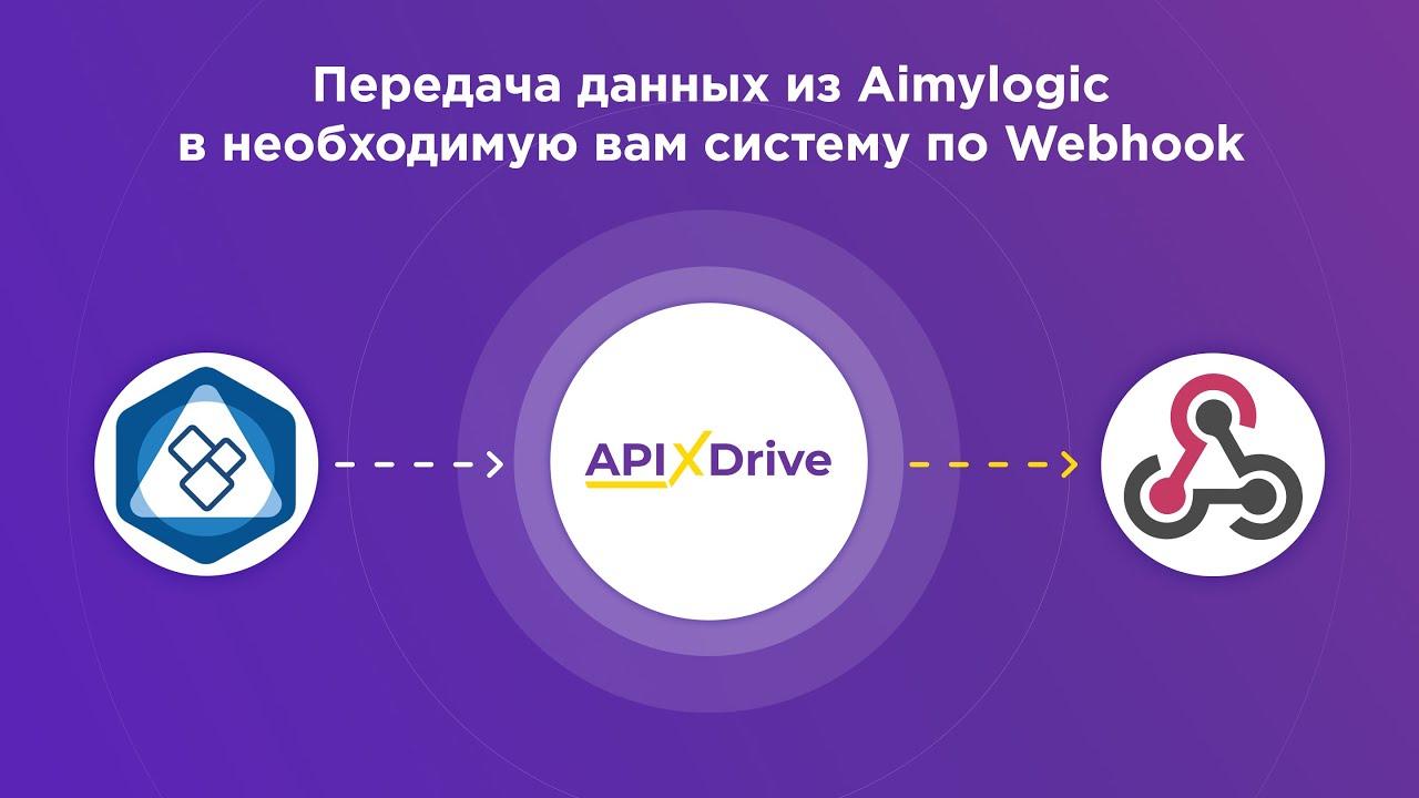Как настроить выгрузку данных из Aimylogic по Webhook?