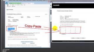 Autodesk Licensing - Processing Error - Manual solution