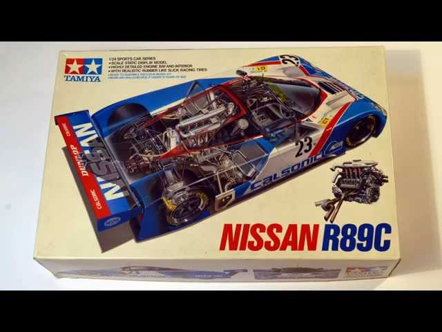 Image result for tamiya Nissan R89
