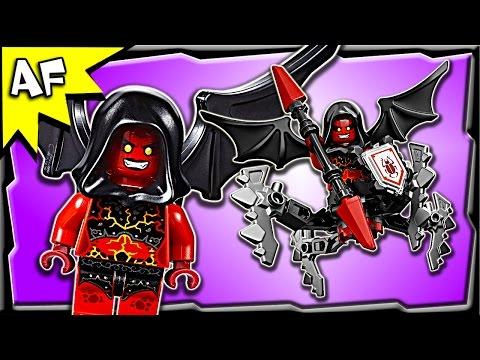 Vidéo LEGO Nexo Knights 70335 : L'ultime Lavaria
