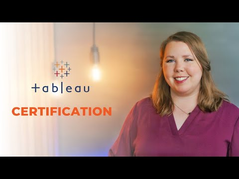Tableau Certification - YouTube