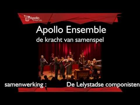 Apollo Ensemble geeft masterclass en concert in De Meerpaal