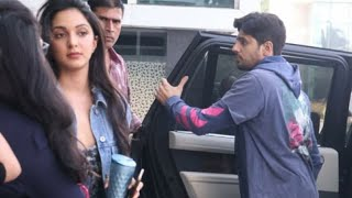 Kiara Advani and Siddharth Malhotra Seen Together