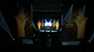 """Pernikahan Impian"" Anisa Rahma-Anandito DwiS Di Bandung Nasyid Awards"