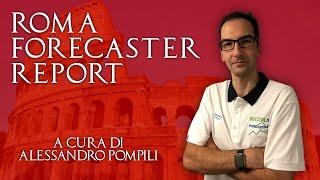 Uscita ROMA FORECASTER REPORT V2
