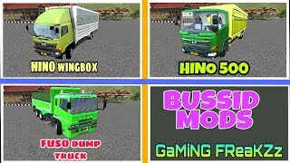 mod truck hino bus simulator indonesia - 免费在线视频最佳