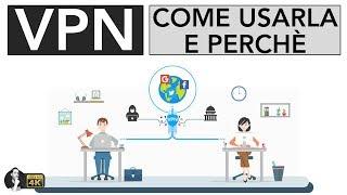 VPN | COS'È, COME E PERCHÈ USARLA
