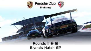 PCGB Sim Racing – Season 3 – RDs 11 & 12