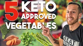 5 Keto Veggies You Can Eat All The Time