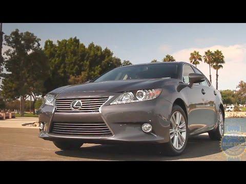 2013 Lexus ES Review - Kelley Blue Book