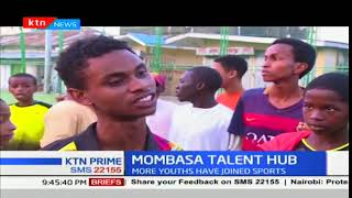 Mombasa County constructs modern stadiums to nurture young talents