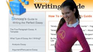 Writing Guide by Shmoop