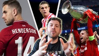 TIME TO RESPECT JORDAN HENDERSON