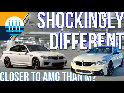5 Ways The BMW M3 and M5 Have Grown WORLDS APART