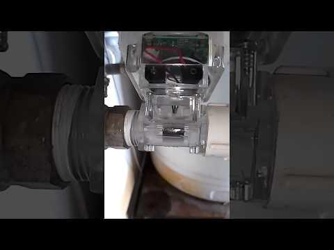 Water Dispensing Machine Flow Meter