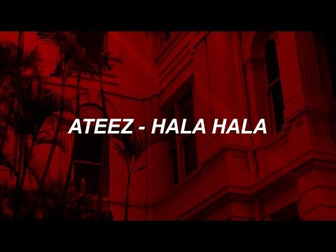 ATEEZ(에이티즈) - 'HALA HALA (Hearts Awakened, Live Alive)' Easy Lyrics