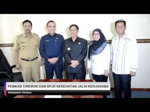 Pemkab Cirebon, BPJS Kesehatan dan BPJS Ketenagakerjaan Jalin Kerjasama Terkait Jaminan Sosial