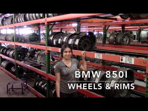 Factory Original BMW 850i Wheels & BMW 850i Rims – OriginalWheels.com