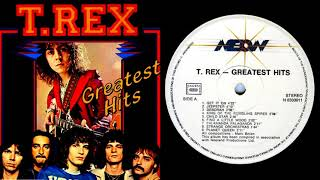 T. Rex – Greatest Hits (Vinyl, LP, Compilation) 1978.