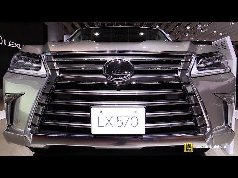 Lexus  Lx Внедорожник класса J - рекламное видео 3
