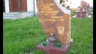 preview picture of video 'Strachocina - pomnik Stefana Piotrowskiego (2008)'