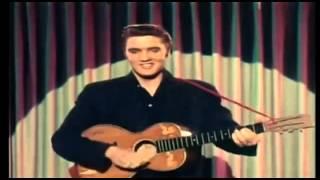 Elvis Stage Performance (Parody)