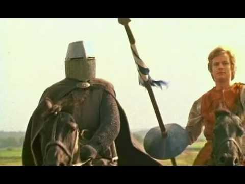 """Баллада о времени - """"Баллада о доблестном рыцаре Айвенго"""""""