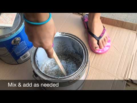 [ How To ]  Dry & DISPOSE of Paint