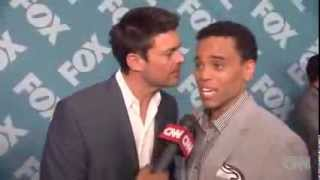 Karl Urban & Michael Ealy  FOX TCA 2013