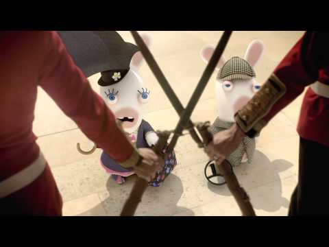 The Rabbids Are Not Invited To The Royal Wedding