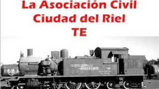 preview picture of video 'Tren turistico en Laguna Paiva - Asoc. Civil Ciudad del Riel'