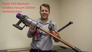 Dyson V10 Absolute+ Cordless Vacuum Cleaner