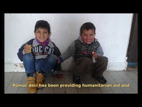 Let's Help Syrian Refugee Children in Serbia Now!