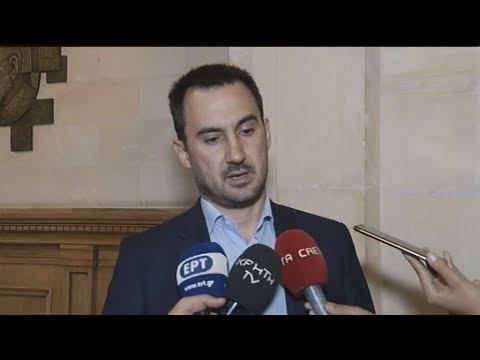 Αλ. Χαρίτσης: Ευθεία απειλή για τις τοπικές κοινωνίες οι εξαγγελίες Κ. Μητσοτάκη