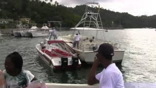 preview picture of video 'Mit der Fähre nach Sabana de la Mar'