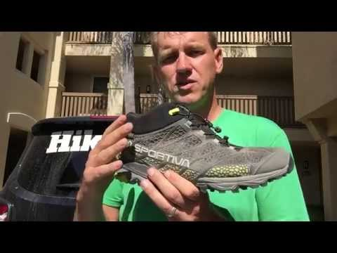 Best Hiking Shoe –  La Sportiva Synthesis (w/1200 mile update on website)