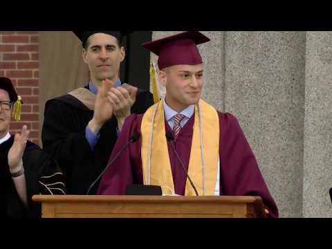 Commencement 2018: Nabeel Barqawi