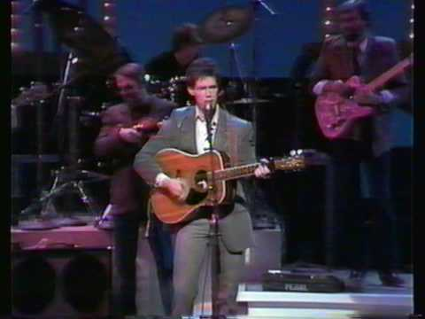 Randy Travis On - The Other Hand - Live