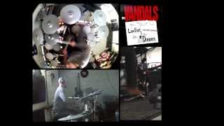The Vandals Let the bad times roll (drum cover official paspropenski)