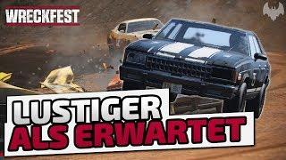 Lustiger als erwartet - ♠ Wreckfest  #001 ♠ - Deutsch German - Dhalucard