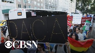 Supreme Court considers Trump's DACA rejection