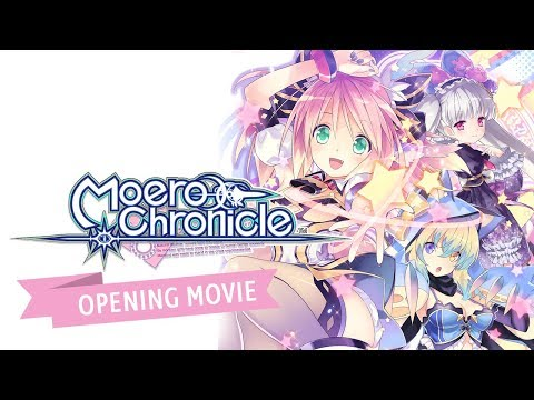 Moero Chronicle Opening Movie (PC) thumbnail