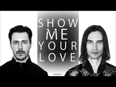 Vassel & Rooby - Show Me Your Love (Official Audio)