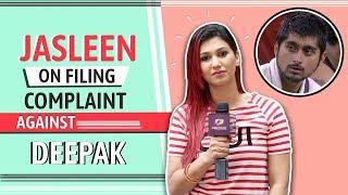 Jasleen Matharu And Her Dad On Filing Complaint Against Deepak Thakur