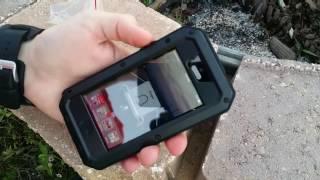 Lunatik case unboxing? IPhone 5c