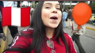 Asi Disfrute De Las FIESTAS PATRIAS En PERU 28,29 DE JULIO - Antonella Caruci