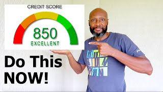 10 Ways To Boost Your Credit Score in 30 Days | 0-850 Credit FAST