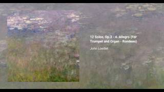 12 Solos, Op.3